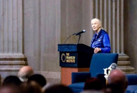 ICV Presents: An Evening with Jane Goodall